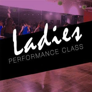 Ladies Performance Class 7