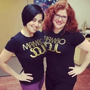 Ladies Mambo Soul Tshirt