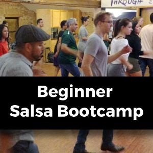 Beginner Salsa Bootcamp - Shop Graphic 2019