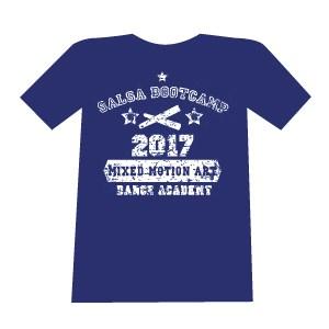 Salsa Bootcamp T Shirt