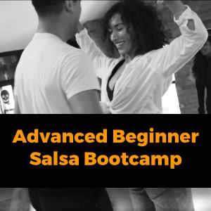 Advanced Beginner Salsa Bootcamp