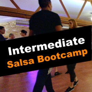 Intermediate Salsa Bootcamp